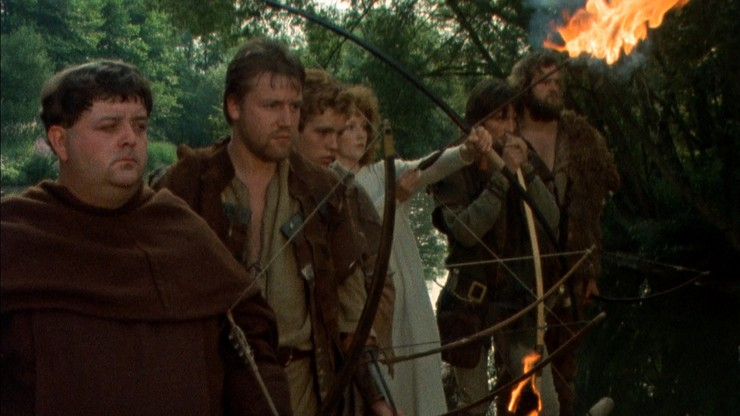 Robin of Sherwood: Robin Hood and the Sorcerer
