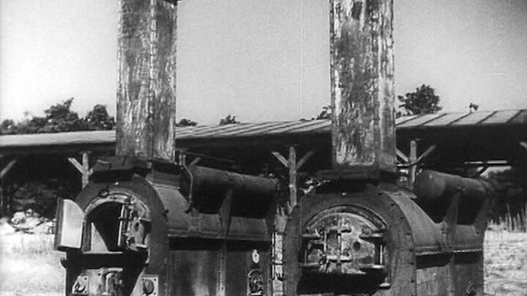 Death Camp Sachsenhausen