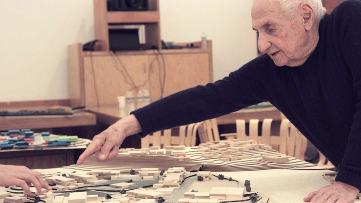 Frank Gehry: Building Justice
