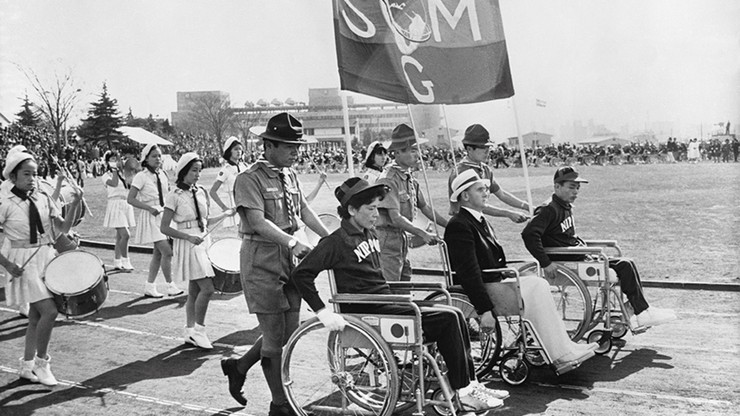 Tokyo Paralympics: Festival of Love and Glory