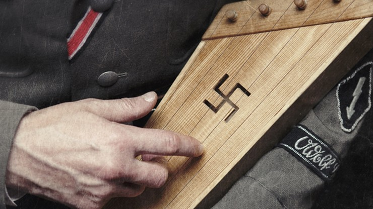 Himmlers Kantele Player