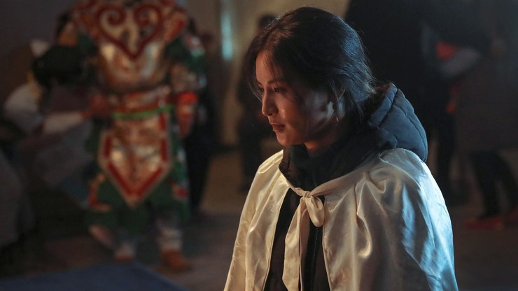 Lhamo and Skalbe