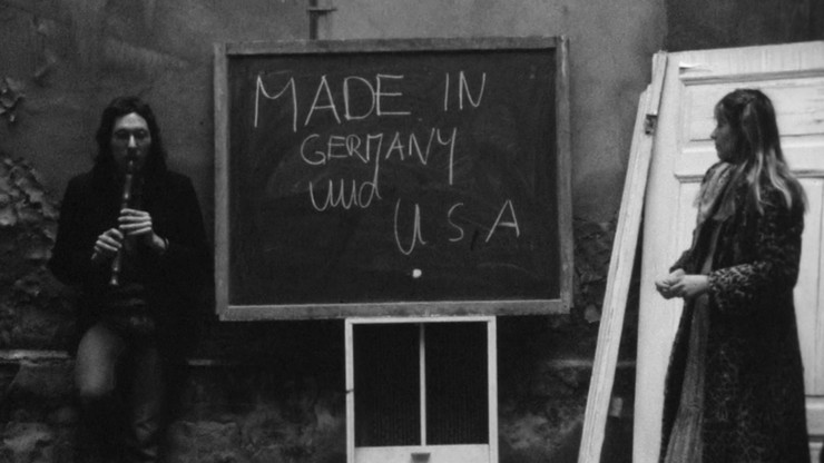 Made in Germany and U.S.A.