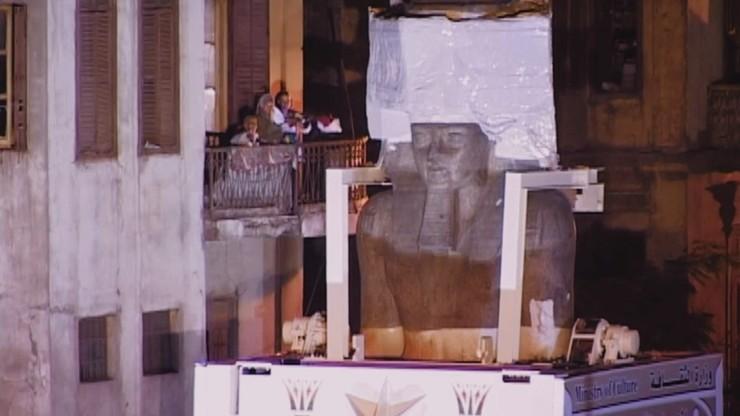 Where Did Ramses Go?