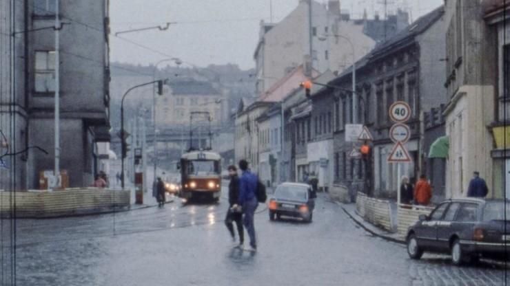 Prague, March 92