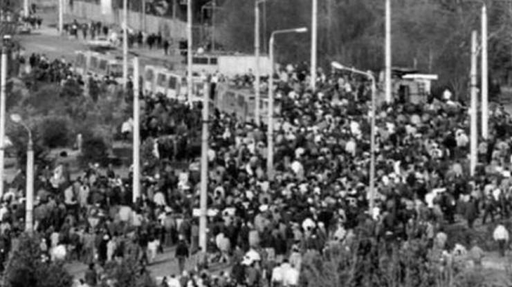Timișoara, December 1989