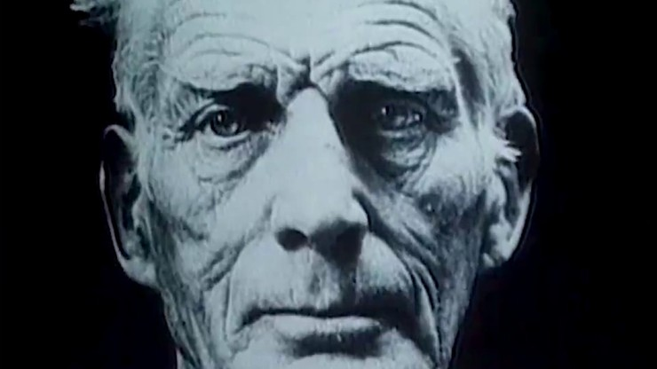 Samuel Beckett: Silence to Silence