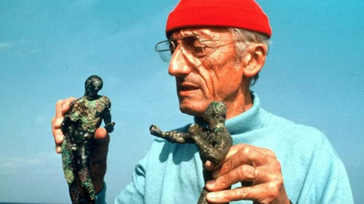 The Undersea World of Jacques Cousteau