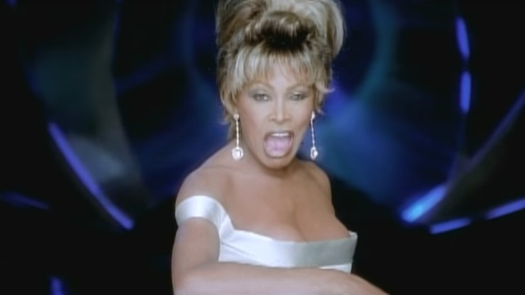 Tina Turner: GoldenEye