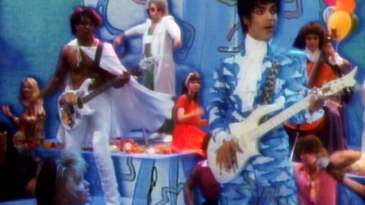 Prince and the Revolution: Raspberry Beret