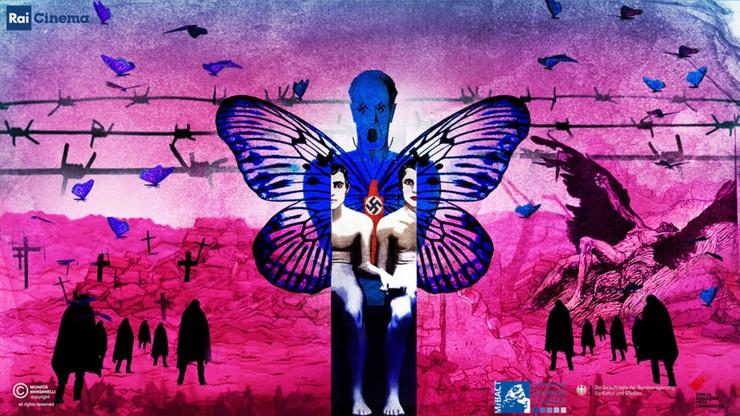 Butterflies in Berlin, Diary of a Soul split in two