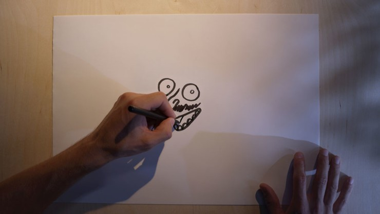 The Fear Of Drawing