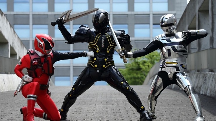 Space Squad: Gavan vs. Dekaranger