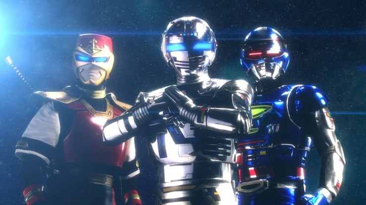 Space Squad 2: Kyuranger vs. Space Squad