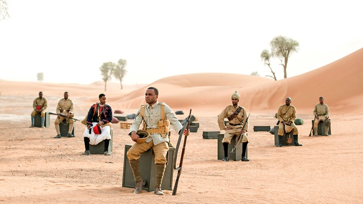 Mimesis: African Soldier