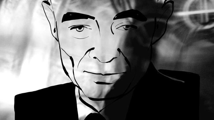 That Time I Dreamt about Robert Oppenheimer and the Atomic Mushroom Rising in the Middle of the Desert