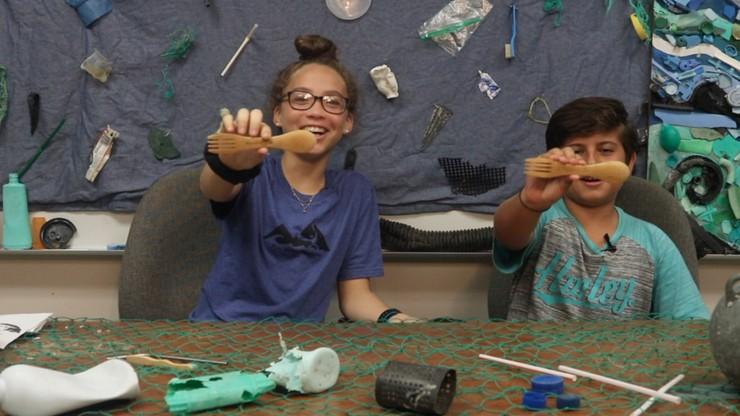 Kids Speak on Plastic Pollution