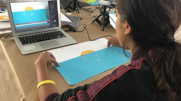 Bring To Life : 2019 Liliʻuokalani ʻŌlina Arts Animation Academy