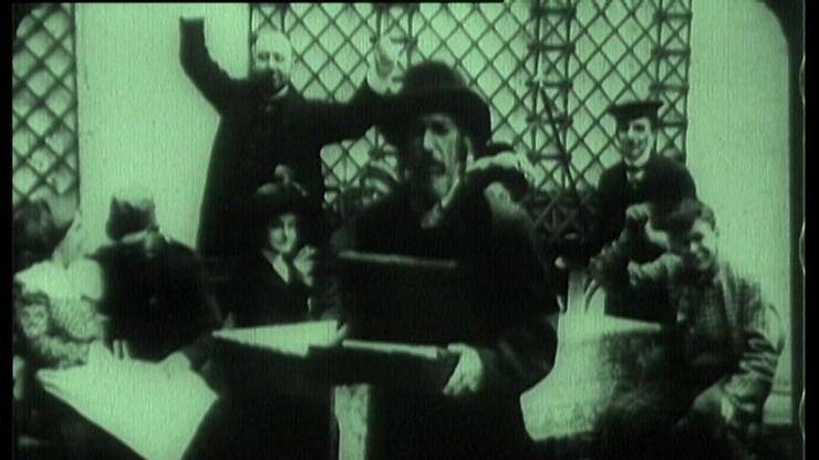 Typen und Szenen aus dem Wiener Volksleben