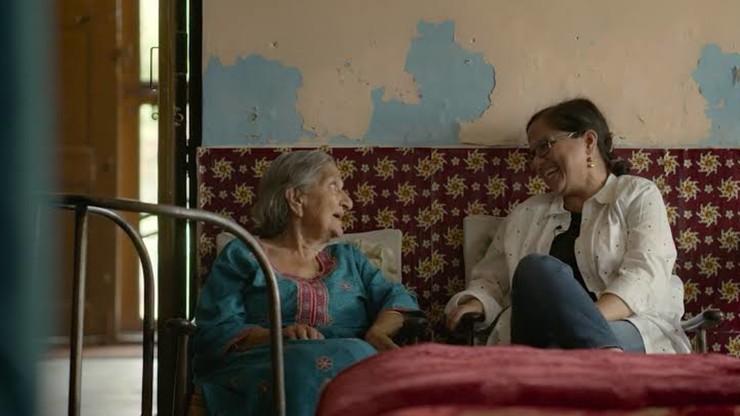 Aunty Sudha Aunty Radha