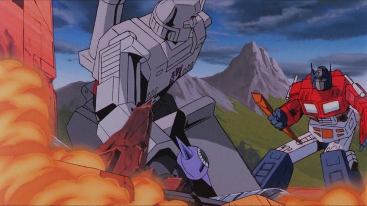 Transformers: La película