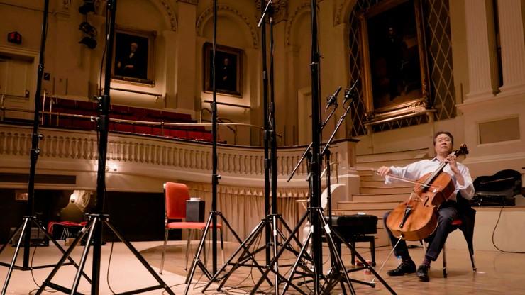 Suite No. 1, Prelude