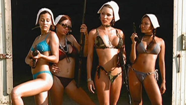 The Bikini Bandits Experience