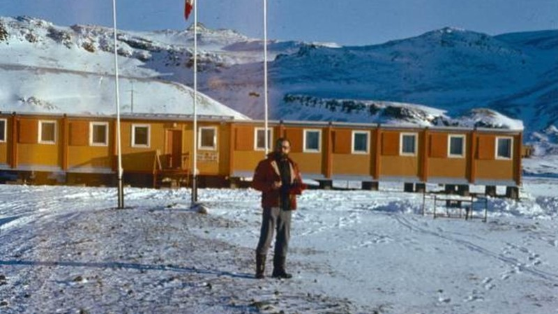 The Antarctic Syndrome