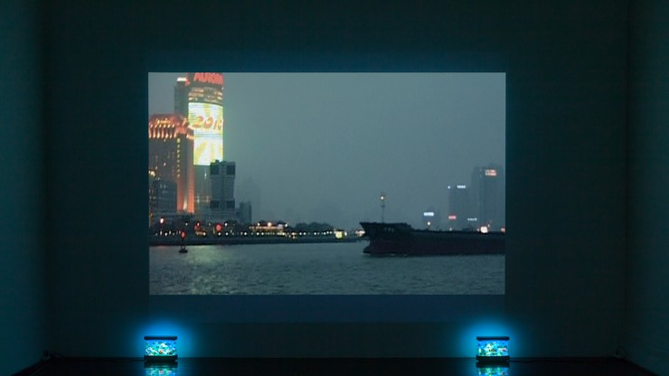 Nightfall on Shanghai