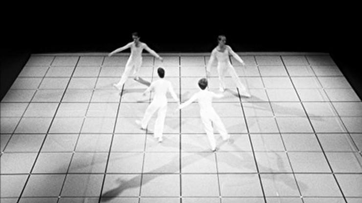 Dance (Film-as-Set Design)