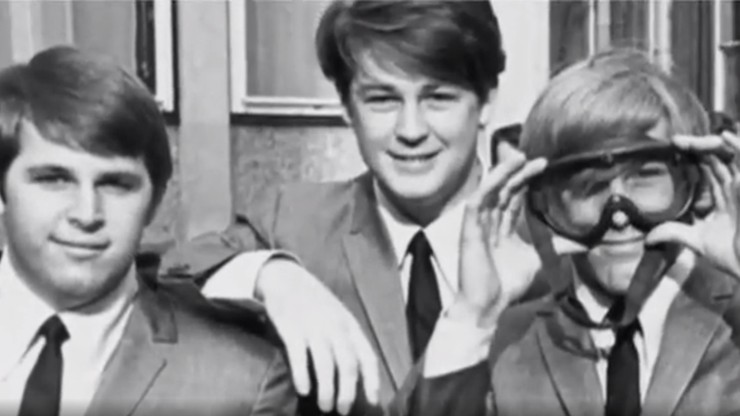 The Beach Boys – Music in Review 1961–1967