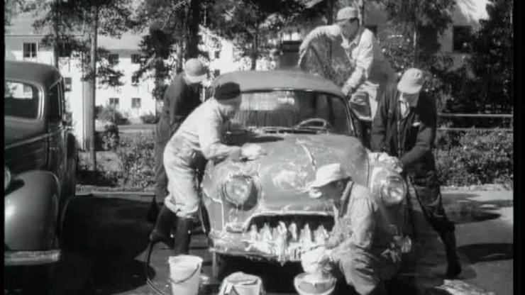Sønner av Norge kjøper bil