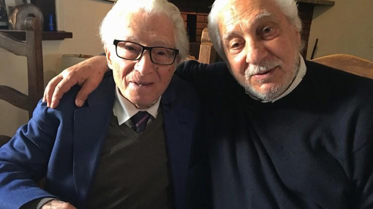 Mentors - Tony & Santi