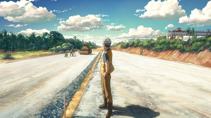 Sri Lanka Highway