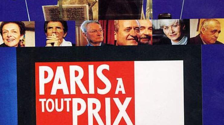 Paris à tout prix, dans les coulisses d'une élection