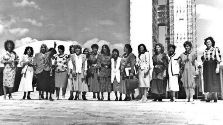 The Woman Constituents of 88