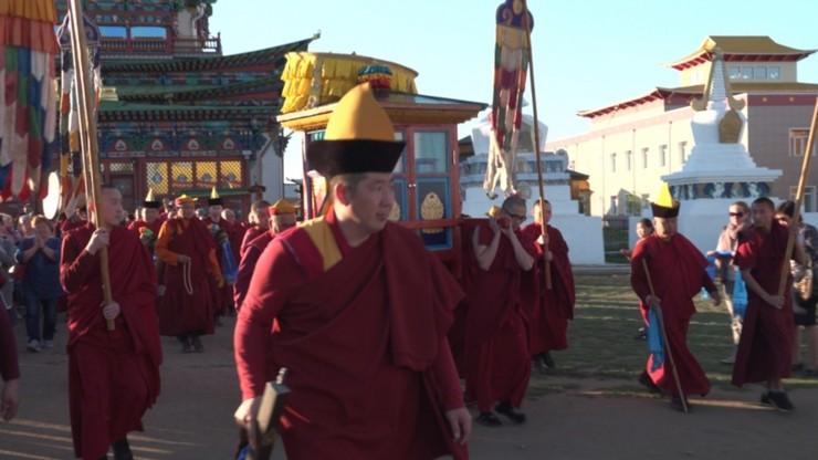 The Mystery of a Buryat Lama