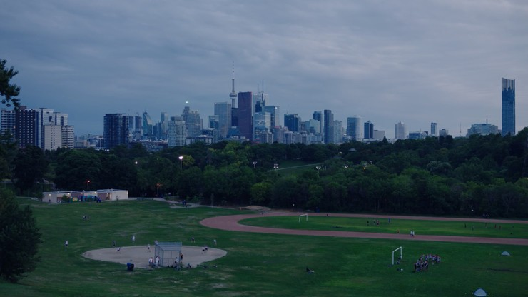 Toronto Hides Itself