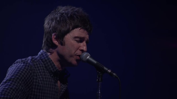Noel Gallagher's High Flying Birds at iTunes Festival London