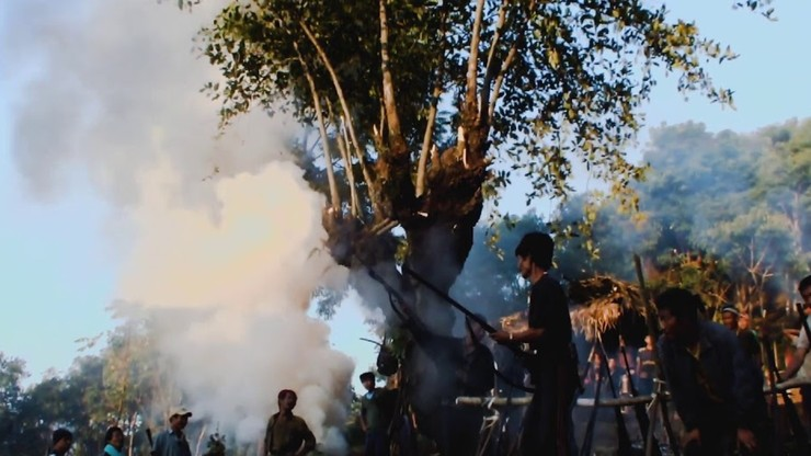 Shot Awake: The Making of Changlangshu's New Logdrum