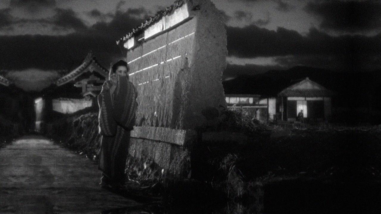 La vida de Oharu, mujer galante (1952), dirigida por Kenji Mizoguchi