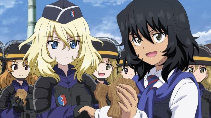 Girls und Panzer das Finale OVA: Taiyaki War!