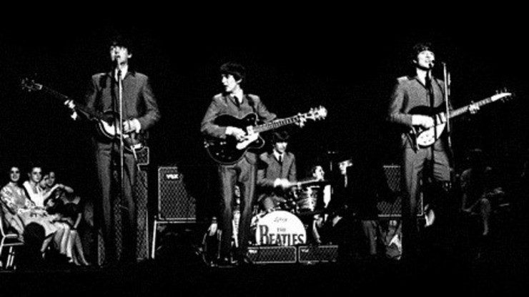 The Beatles: The First U.S. Visit