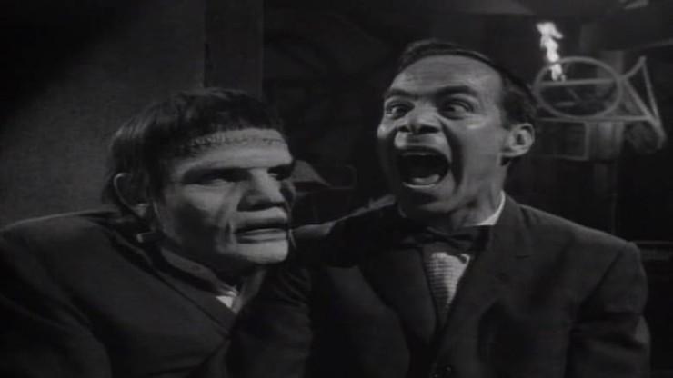 Frankenstein, the Vampire and Co.