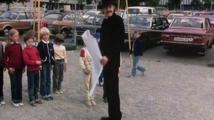 Carl Gustav, gjengen og parkeringsbandittene