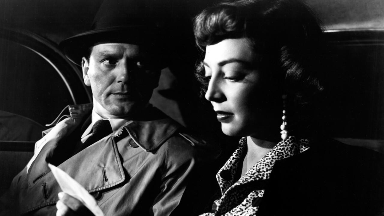 The Narrow Margin (1952) – Drama, Film-Noir, Crime