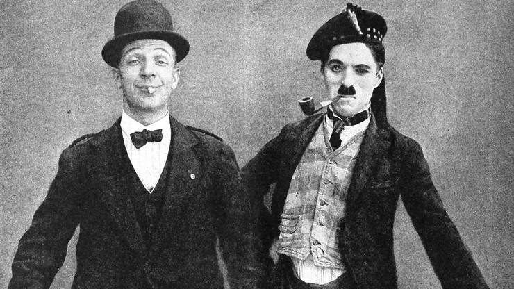 Chaplin-Lauder Charity Film