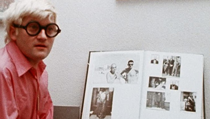 David Hockney's Diaries