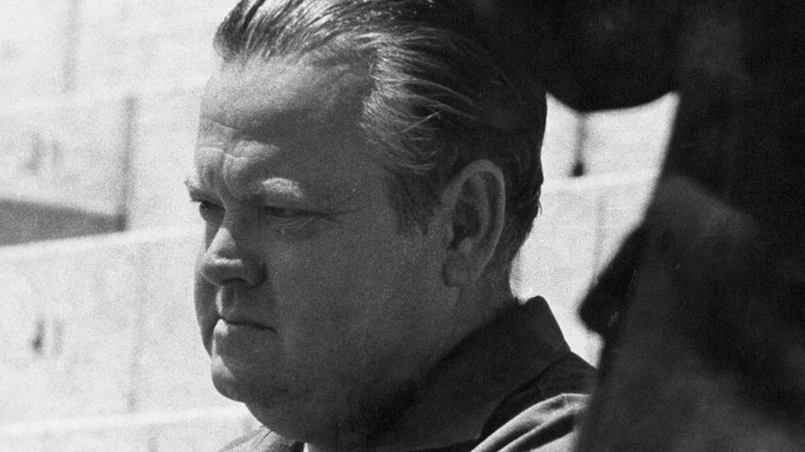 Orson Welles in Spain