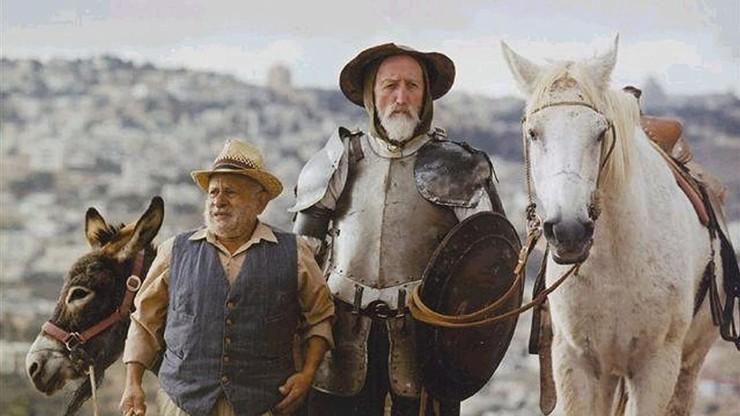 Don Quixote in Jerusalem